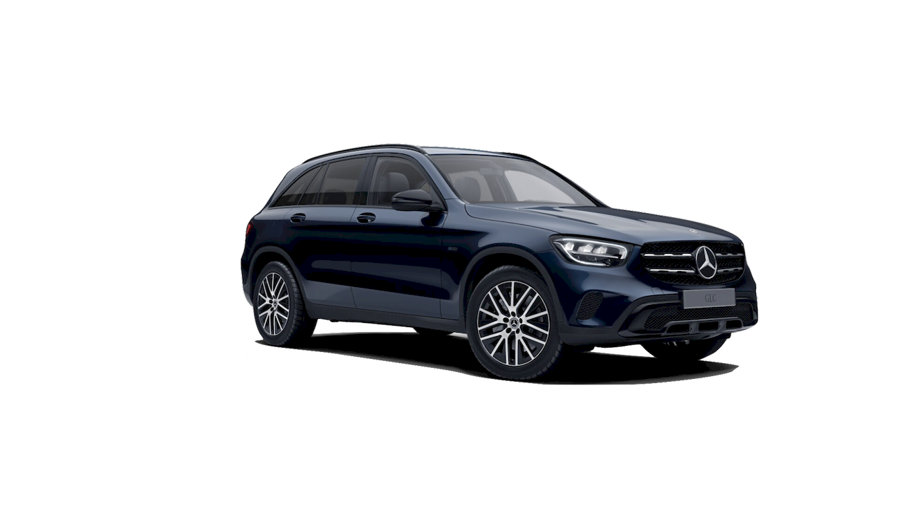 Mercedes - Benz-GLC-300 de 4Matic