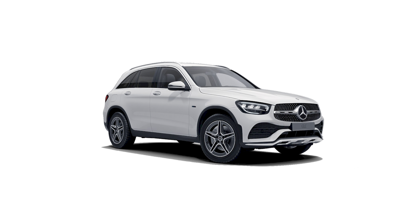 Mercedes - Benz-GLC-300 e 4Matic