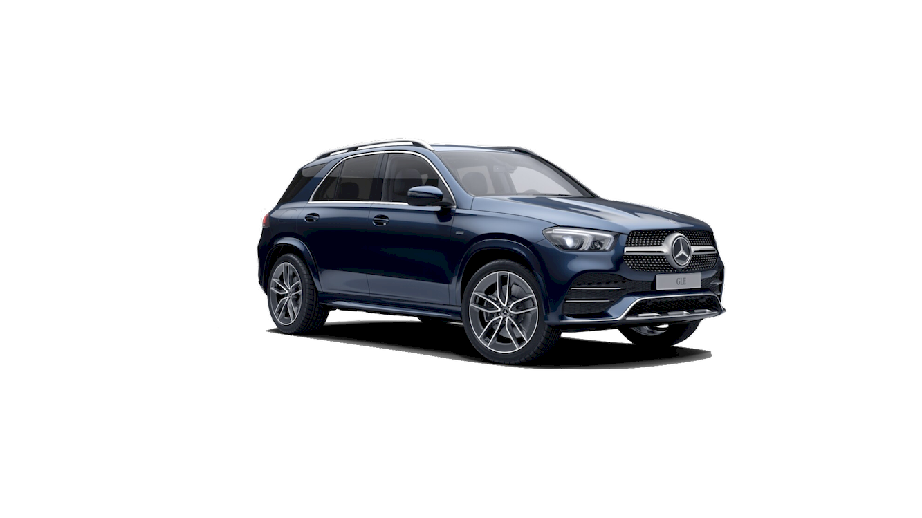 Mercedes - Benz-GLE-350 de 4Matic