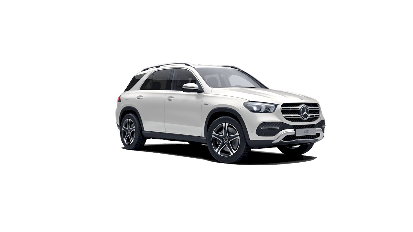 Mercedes - Benz-GLE-350 e 4Matic