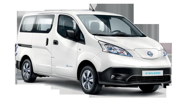Nissan-e-NV200-40 kWh Combi