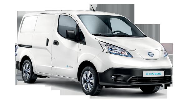 Nissan-e-NV200-40kWh Furgón 4p