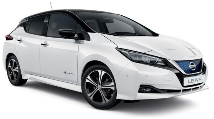 Nissan-Leaf-40 kWh