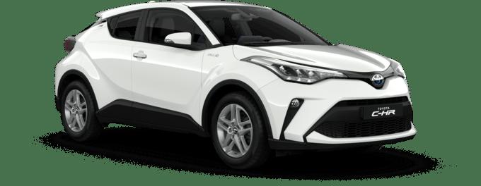 Toyota-C-HR-125H