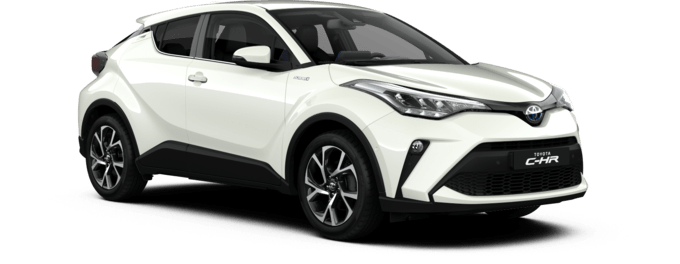 Toyota-C-HR-180H