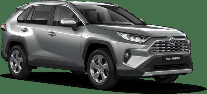 Toyota-Rav4-2.5 220H 2WD